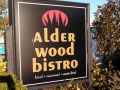 Took Mom for a birthday dinner at the Alder Wood Bistro
