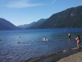 Nice day at Lake Crescent