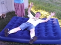 Comfy Air Mattress - Jeff