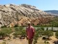Jerry at Green River - Dinosaur National Monument, Utah/Colorado