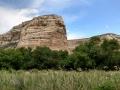 Steamboat Rock - Dinosaur National Monument