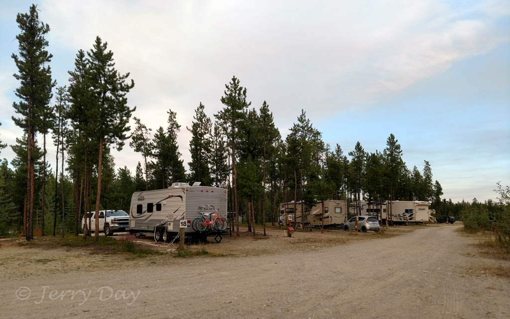 Campground Review Baby Nugget Rv Park Nugget City