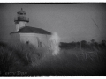 Coquille River Lighthouse and Haunt