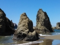 Bandon Beach Rocks