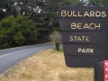 Bullards Beach State Park Entrance