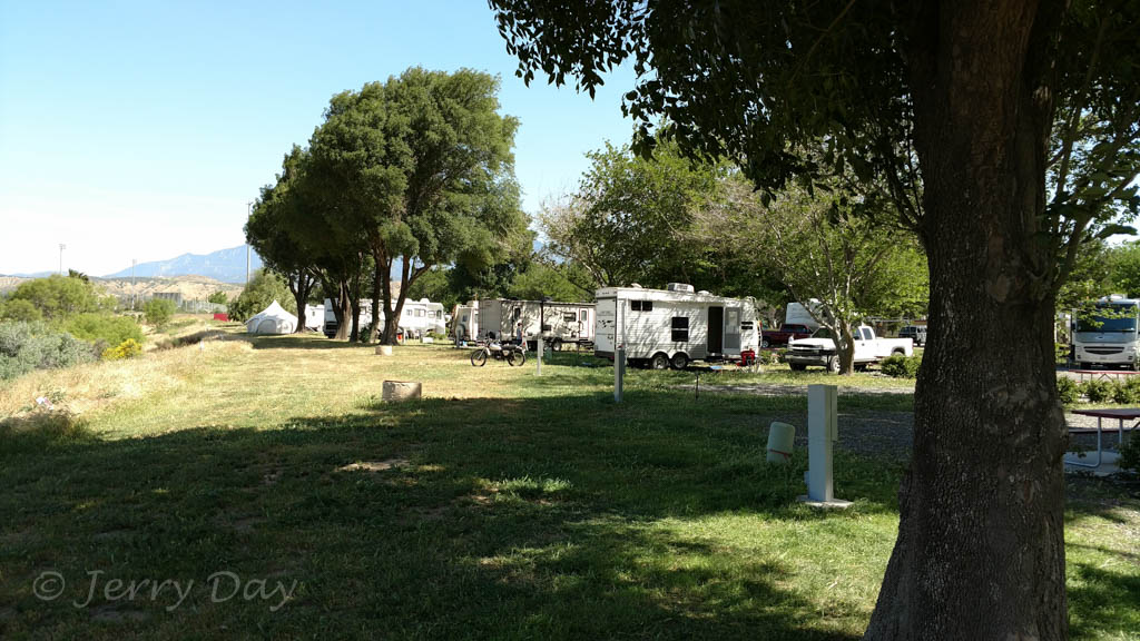 Campground Review Banning Stagecoach Koa Banning Ca