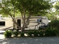 Our Rig at the Banning Stagecoach KOA