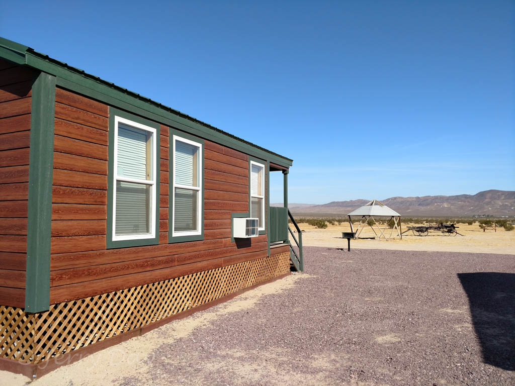 Barstow / Calico KOA   Rental Cabins