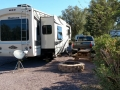 Our Rig at Barstow / Calico KOA