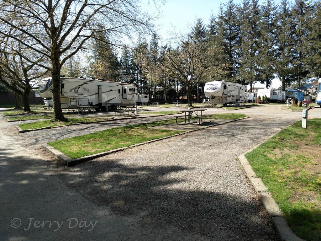Campground Review Bellingham Lynden Koa Lynden