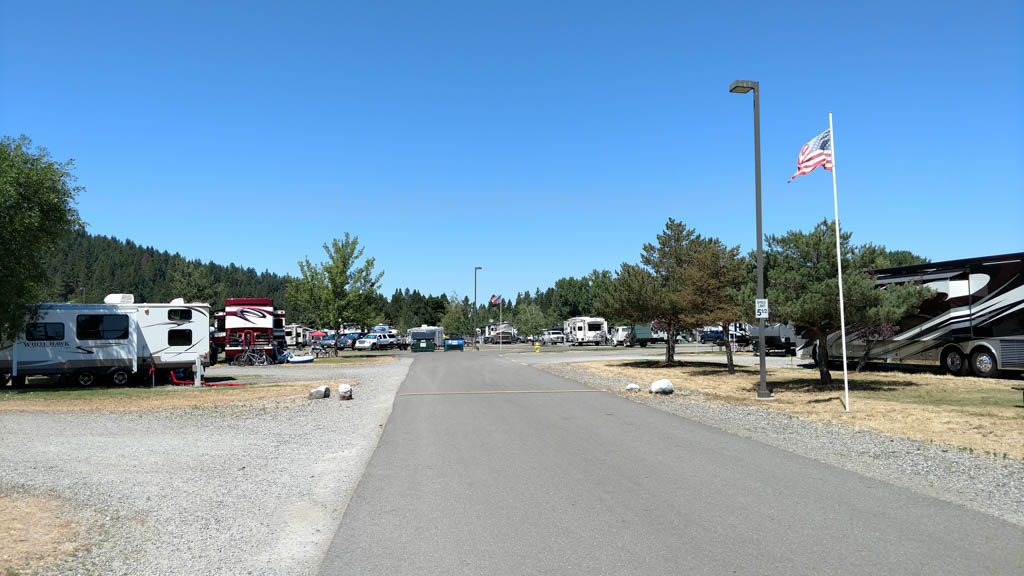 Blackwell Island Rv Review Idaho