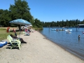 Blackwell Island RV Park - Beach