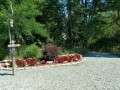 Blackwell Island RV Park - Plantings and Footpath