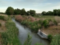 Blue Cut RV Park - Price Canal Irrigation Channel