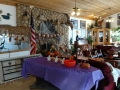 Halloween decor at Boulder Creek RV Clubhouse