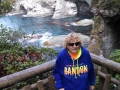 Kim on Cape Flattery Trail