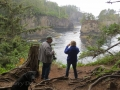 Kim & Jerry on Cape Flattery Trail