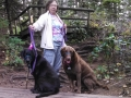 Mom & Pups on Cape Flattery Trail