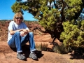 Kim-at-Capitol-Reef-Panorama-Point