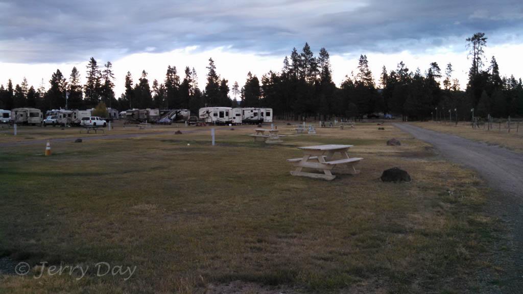 Campground Review Cascade Meadows Rv Resort La Pine