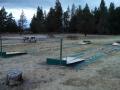 Cascade Meadows RV Resort Horseshoes