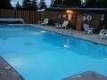 Cascade Meadows RV Resort Swimming Pool
