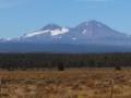 Sights near Cascade Meadows RV Resort - Sisters Peaks
