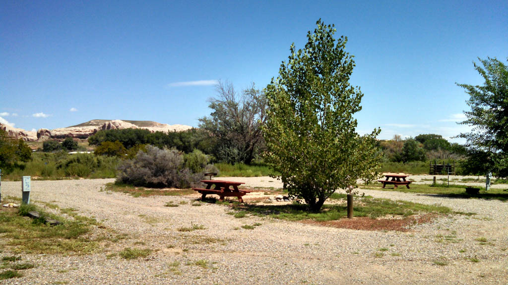 Campground Review Cottonwood Rv Park The Tin Can