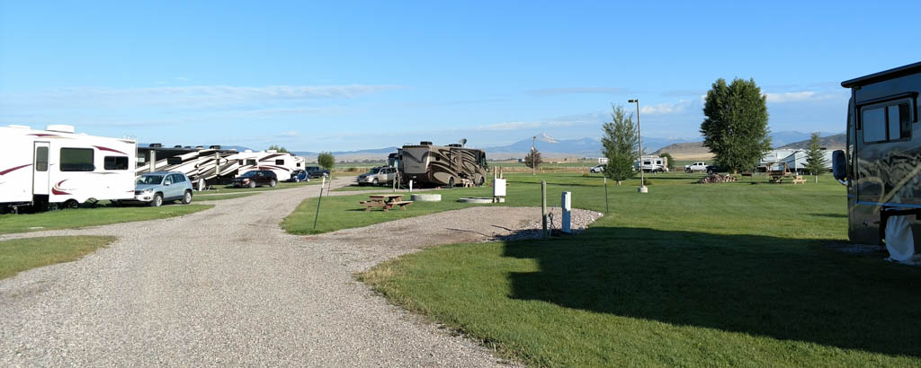 Campground Review - Countryside RV Park - Dillon, MT | The ...