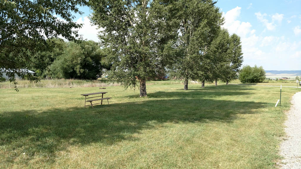 Campground Review Countryside Rv Park Dillon Mt The