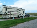 Countryside RV Park - Our Rig