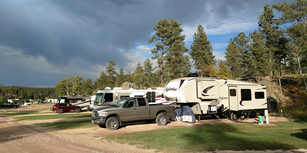 Campground Review Custer S Gulch Rv Park Custer South