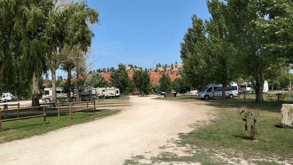 Devils Tower Wy >> Campground Review - Devils Tower / Black Hills KOA, Devils Tower National Monument, Wyoming ...