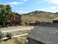 Bannack State Park/Ghost Town - Courthouse/Hotel Meade