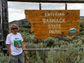Kim at Bannack State Park/Ghost Town
