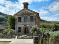 Bannack State Park/Ghost Town - Schoolhouse and Masonic Temple