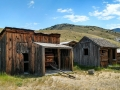 Bannack State Park/Ghost Town - Sheds