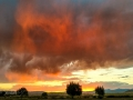 Countryside RV Park - Sunset Storm Clouds