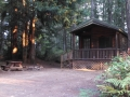 Dow Creek RV Resort Rental Cabin