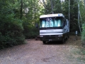 Dow Creek RV Resort Sites