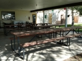 Golden Spike RV Park - Patio