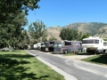 Golden Spike RV Park - Sites