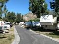 Golden Spike RV Park - Sites