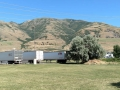 Golden Spike RV Park - View from park