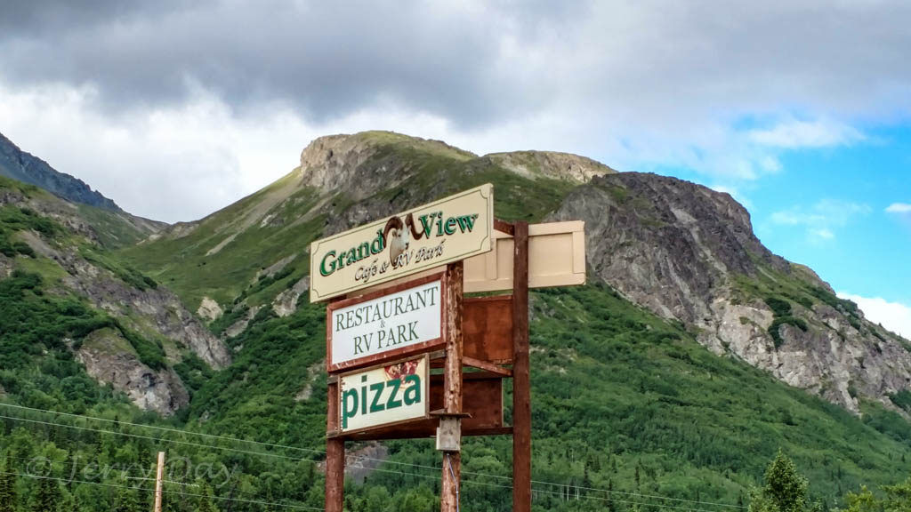 Campground Review Grand View Cafe And Rv Park Glacier