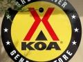 Green River KOA - Sign