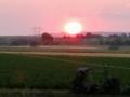 Hardin KOA - Sunset