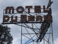 Motel-DuBeau-Sign