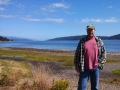 Jerry at Hood Canal