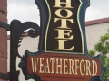 Hotel-Weatherford-Sign